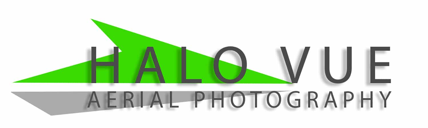 Official logo of Halo Vue Aerial Photography