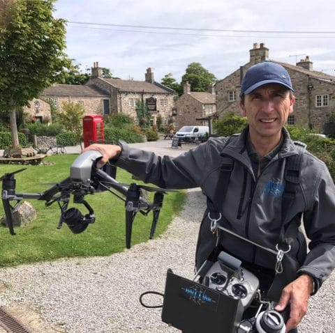 Phil Fearnley Drone Pilot