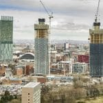 Drone filming and photography of Manchester