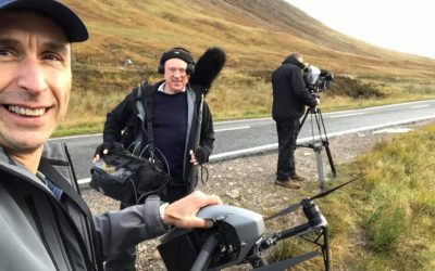 Drone FilmingITV's Britains Favourite 100 Walks